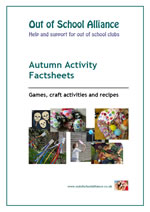 Autumn Activities Pack - cover image