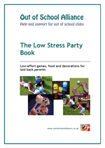 The Low Stress Party Book