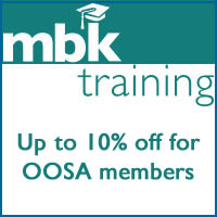 MBK Training - discounts for OOSA members
