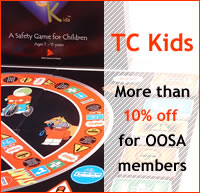 10% off TC Kids game for OOSA members